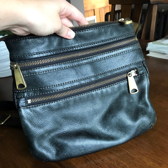 Fossil Handbags - Fossil Leather Cross-body bag